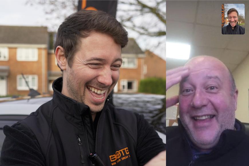 Darren wins Ford Fiesta ST-2 + £50k